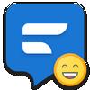 Textra Emoji - iOS Style ikona