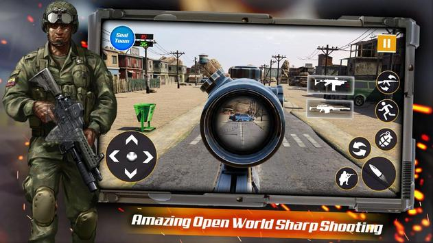 Call for Counter Gun Strike of duty mobile shooter screenshot 4