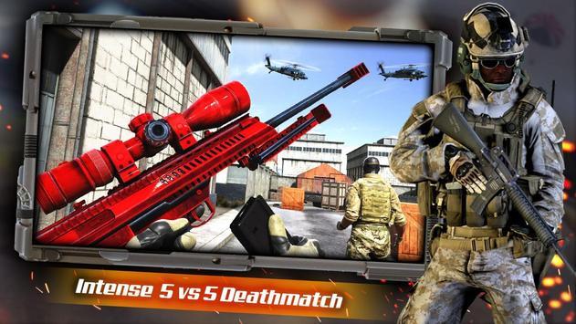 Call for Counter Gun Strike of duty mobile shooter screenshot 5