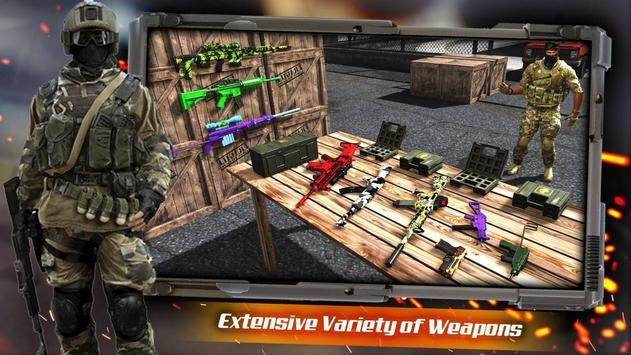 Call for Counter Gun Strike of duty mobile shooter screenshot 1