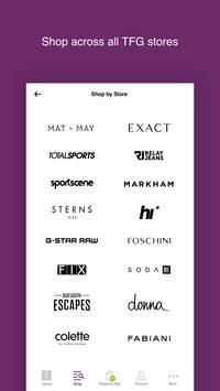 myTFGworld Online Shopping screenshot 1