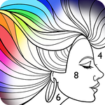 Paint by Number: Free Coloring Book APK