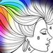 数字で塗り絵:ぬりえゲーム - 無料アプリ APK