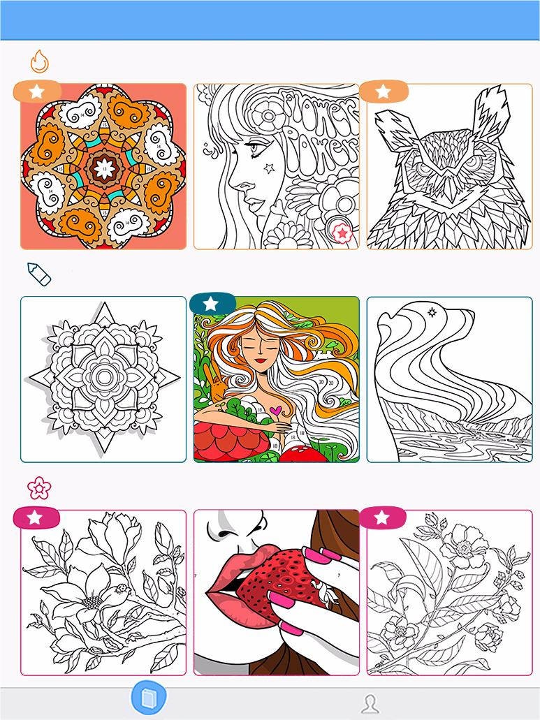 Paint By Number Free Coloring Book For Android Apk Download