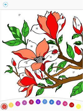 Paint by Number: Free Coloring Book ảnh chụp màn hình 8