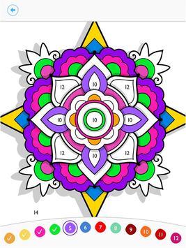 Paint by Number: Free Coloring Book ảnh chụp màn hình 11