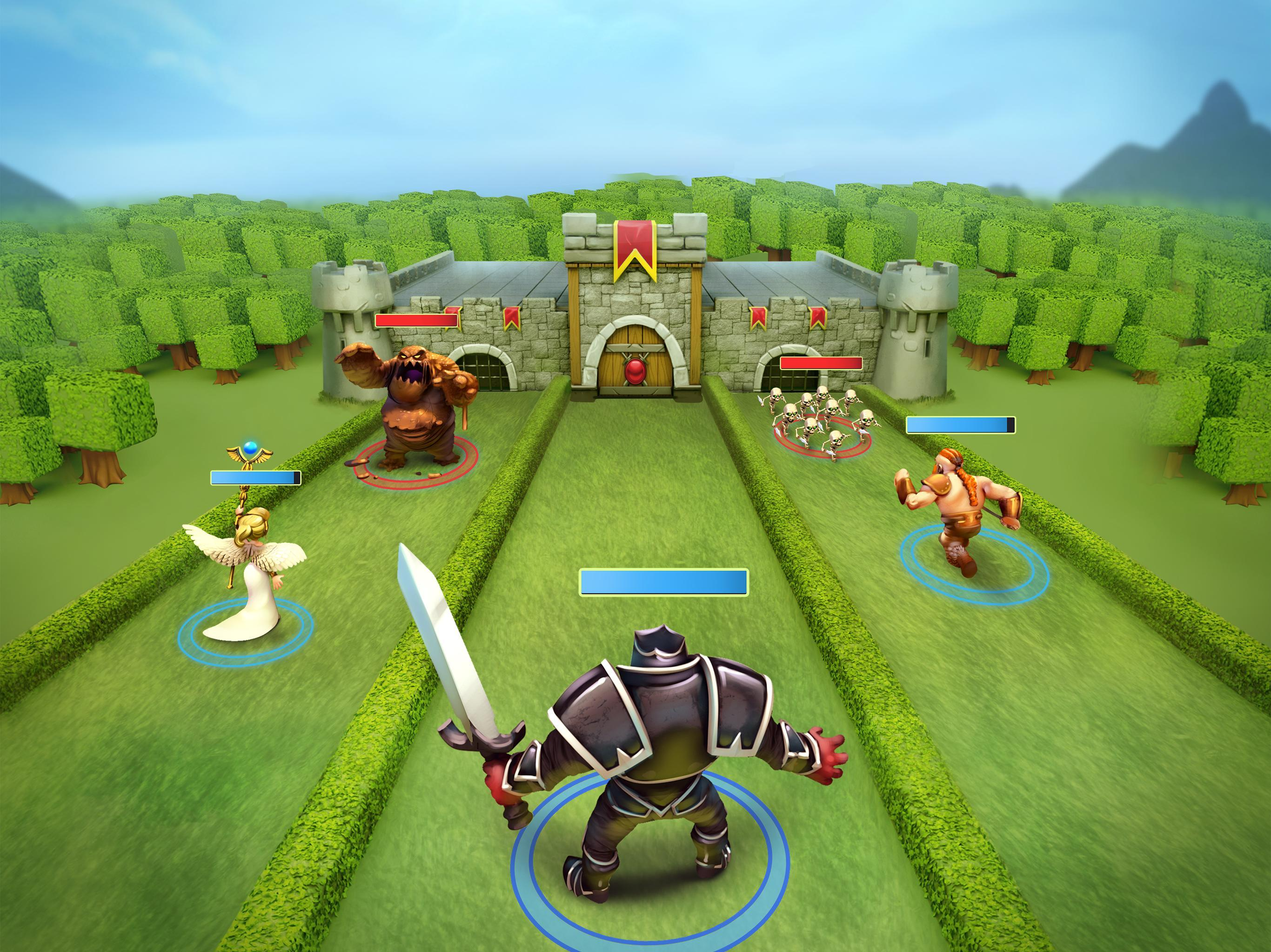 castle crush hack download 2018
