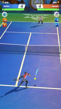 5 Schermata Tennis Clash