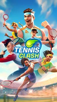 9 Schermata Tennis Clash
