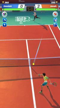 11 Schermata Tennis Clash