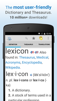 Dictionary screenshot 4