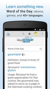 Dictionary screenshot 3