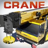 Practise Crane & Labor Truck icon