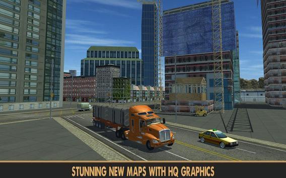 Practise Crane & Labor Truck screenshot 2