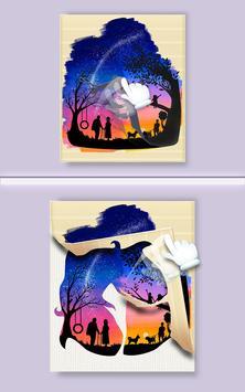 Silhouette Art capture d'écran 2