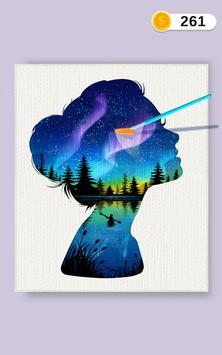 Silhouette Art capture d'écran 4
