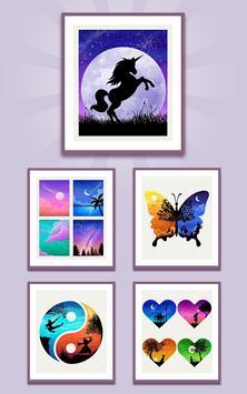 Silhouette Art capture d'écran 7