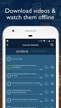The Great Courses Plus - Online Learning Videos screenshot 3