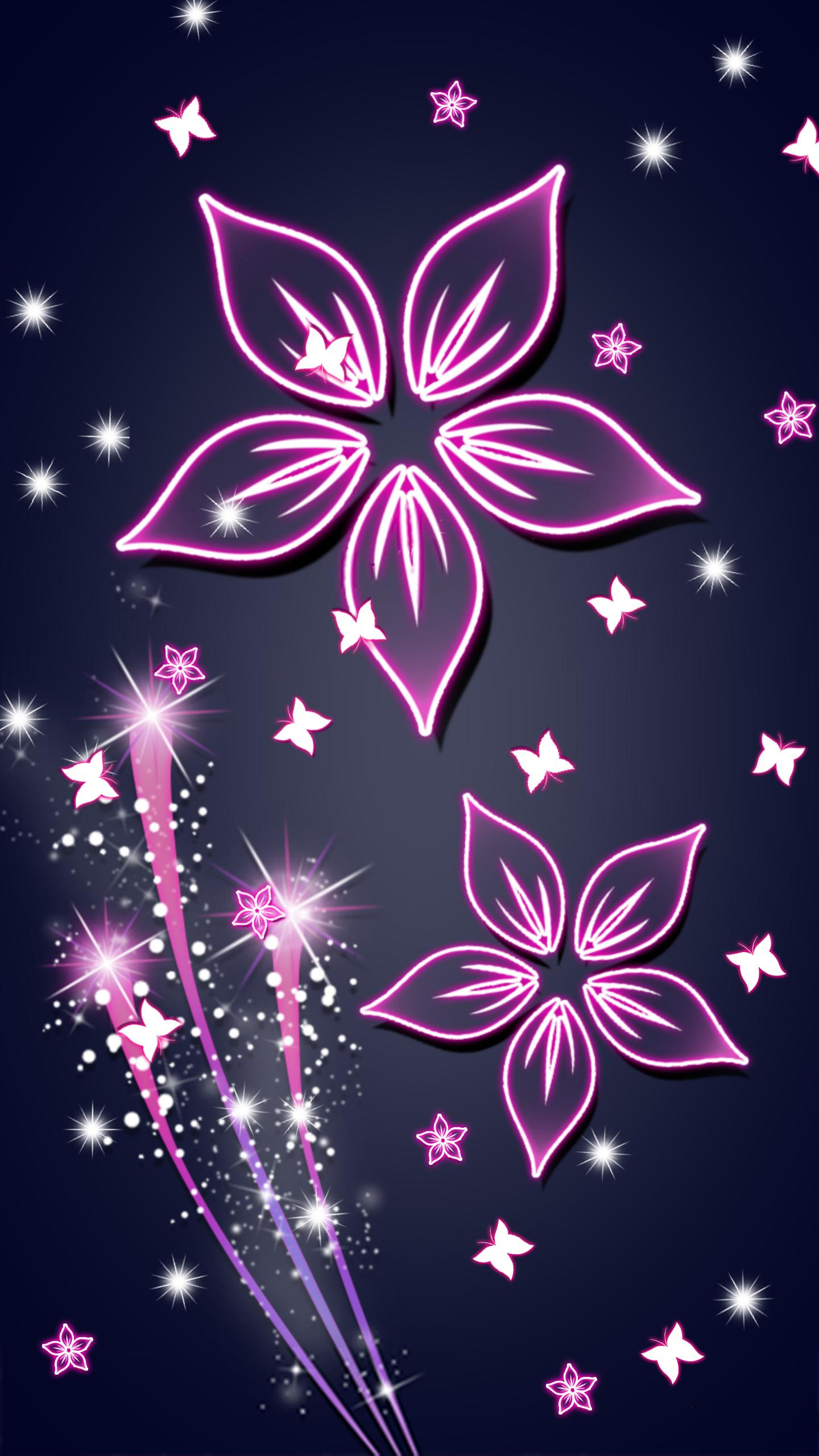 Flores Bonitas Papel De Parede Animados Para Android Apk