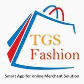 TGSfashion-Smart App for online Merchant Solution icon