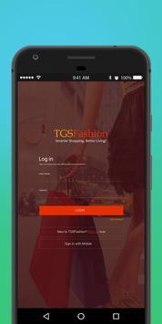 TGSfashion-Smart App for online Merchant Solution poster