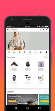 TGSfashion-Smart App for online Merchant Solution screenshot 1