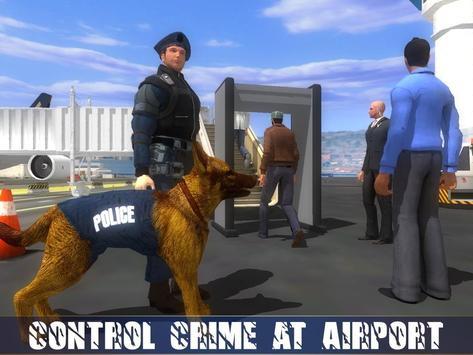 Polícia Dog Aeroporto Crime imagem de tela 8