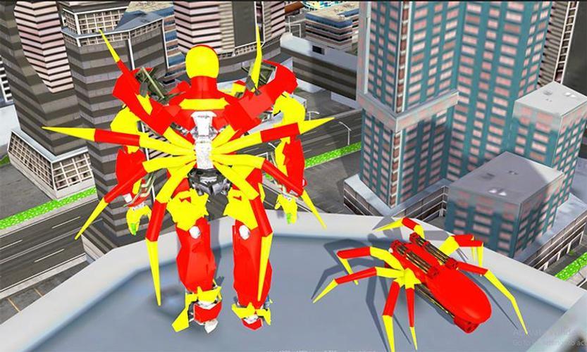 Spider Robot Sim Amazing Spider Grand Robot Battle For - new insane superspeed codes in roblox speed simulator 2