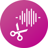 MP3 Snijder - muziek editen, snij liedjes, muziek-icoon