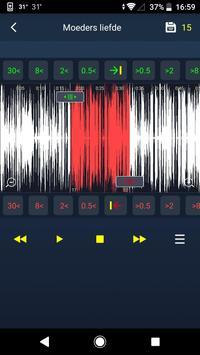 MP3 Snijder - muziek editen, snij liedjes, muziek screenshot 1