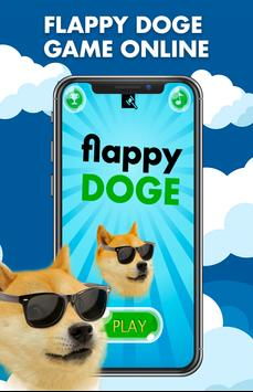 Flappy Doge poster