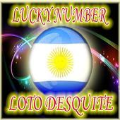 Predecir Loto Plus Argentina - dv Loto Desquite icon
