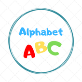 Learning alphabets for kids icon