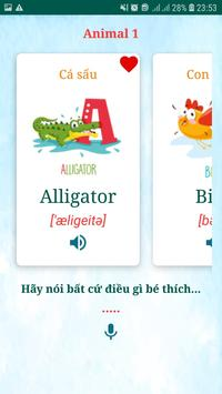 Learning alphabets for kids screenshot 2