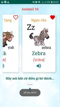 Learning alphabets for kids screenshot 6