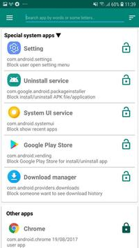 App Lock screenshot 3