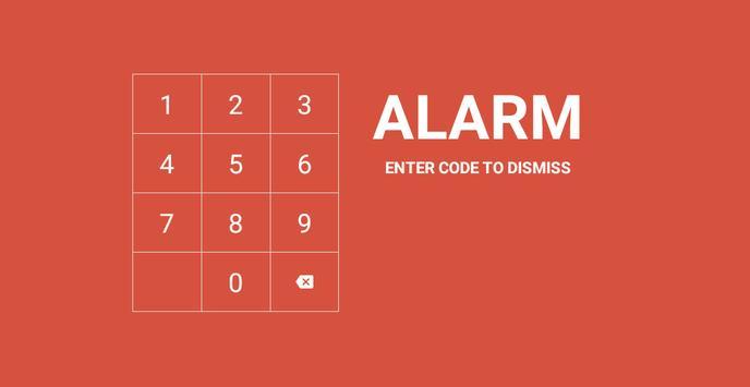 MQTT Alarm Control Panel syot layar 12