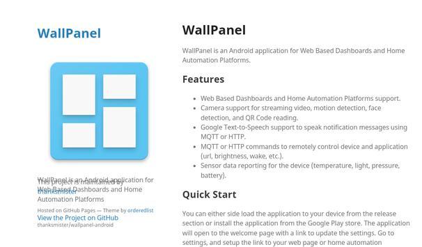 WallPanel ảnh chụp màn hình 5