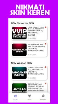 Skin Tools Poster