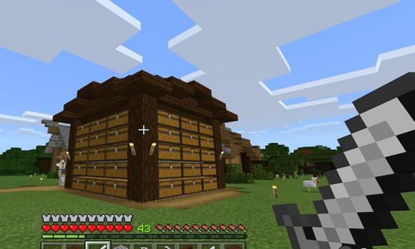 Mini World Craft 2 : Building and Survival poster