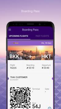 Thai Airways captura de pantalla 6