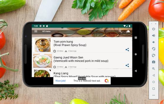 Handy thai food recipe screenshot 8