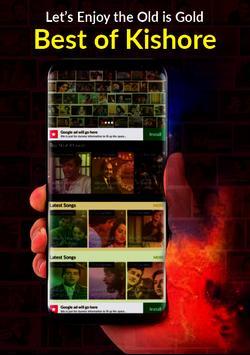 Kishore Kumar Hit Songs - Kishore Kumar Songs screenshot 3