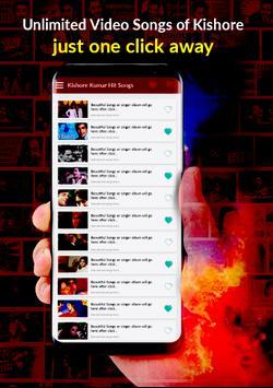 Kishore Kumar Hit Songs - Kishore Kumar Songs screenshot 1