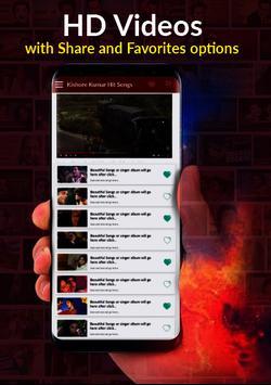 Kishore Kumar Hit Songs - Kishore Kumar Songs screenshot 8