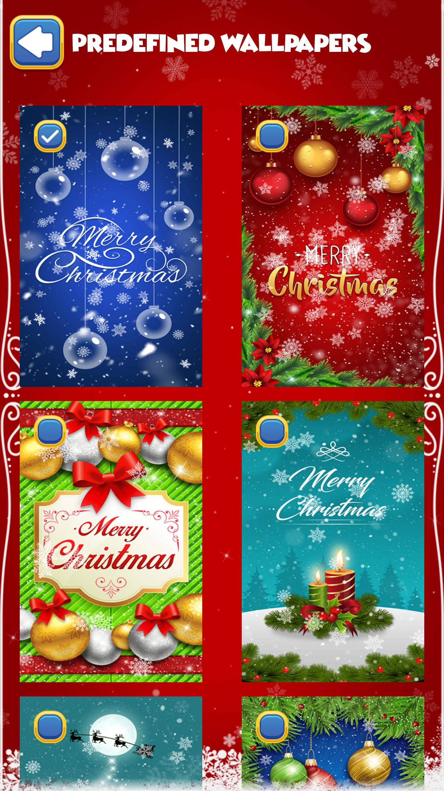 Sfondi Animati Natalizi Android.Sfondi Animati Natale Gratis For Android Apk Download
