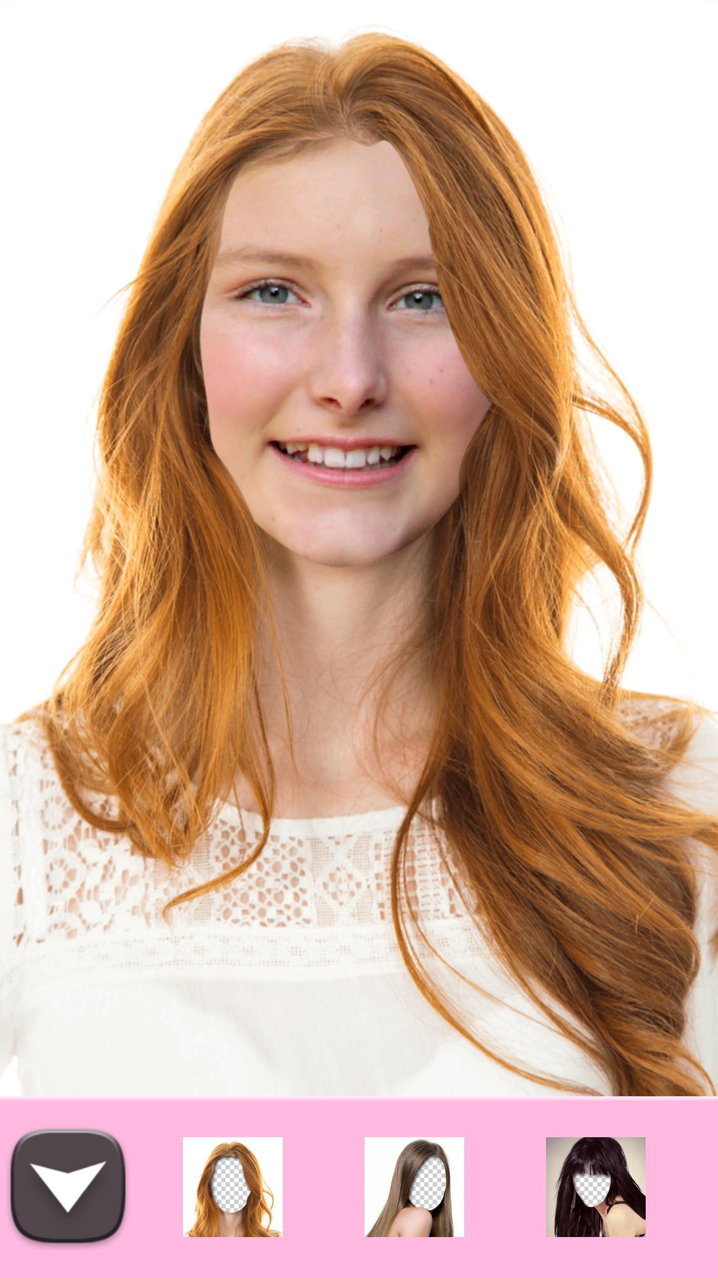 Frisuren App für Frauen für Android - APK herunterladen