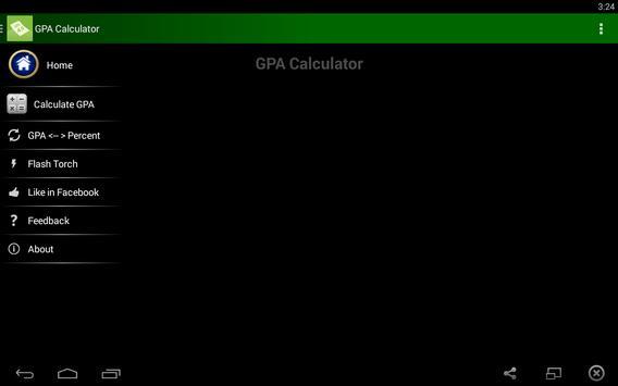 GPA Calculator screenshot 3