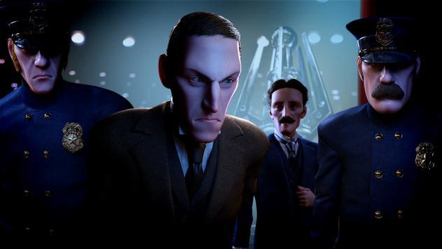 Tesla vs Lovecraft capture d'écran 1