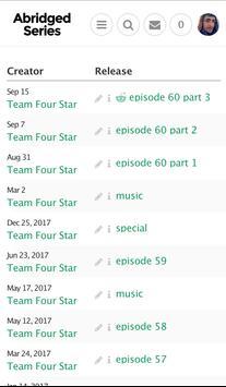 Abridged Series screenshot 1